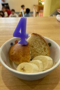 おやつ カップケーキ3